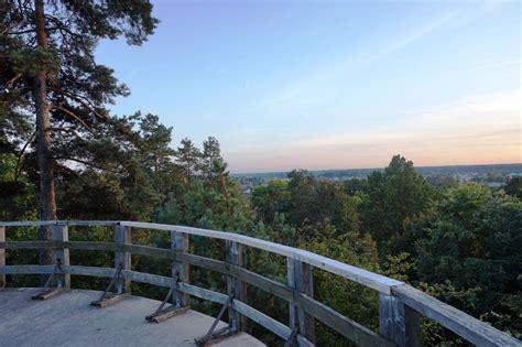 Atjaunots Špakovska parka skatu tornis | Oficiālais Ogres ...
