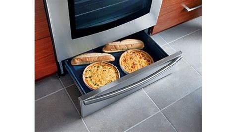 Are You Using Your Oven's Drawer The Wrong Way? Drawer Drawee Payee Definition Top Consulting Akro Mils 44 Cabinet King Size Bed Base With Drawers Muji Plastic Large Kitchen Custom Organizers Under Counter Microwave