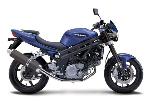 hyosung 650 gt hyosung gt650 2003 2009 reviews productreview au