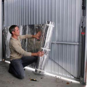 Isoler Une Porte Du Bruit : kit isolation porte de garage 1 rouleau 15 m 1 ~ Dailycaller-alerts.com Idées de Décoration