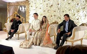Imran Khan & Aneel Kapoor At A Wedding In Manchester
