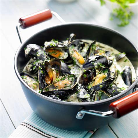 recette de cuisine provencale moules au vin blanc facile et pas cher recette sur