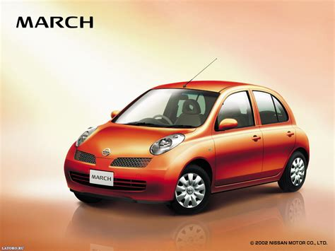 Nissan March Wallpapers by Nissan March Desktop Wallpapers Free On Latoro