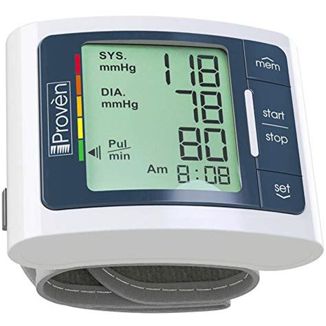 iProven BPM-337 Wrist Blood Pressure Monitor Review