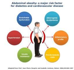 Diabetes Obesity and Heart Disease