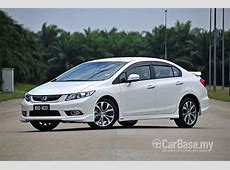 Honda Civic 2014 20S in Malaysia Reviews, Specs