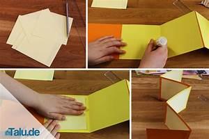 Buch Selber Basteln : leporello basteln einfache bastelanleitung ~ Orissabook.com Haus und Dekorationen