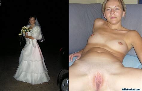 Gallery Before After Nudes Of Real Brides Wifebucket Offical Milf Blog