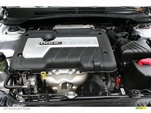 2006 Kia Spectra Ex Sedan 2 0 Liter Dohc 16