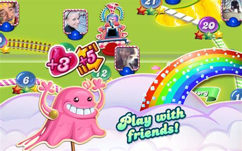 Candy Crush Saga for Windows Phone Updated with the Last ...