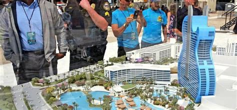 Seminole Hard Rock reveals new guitar shaped hotel design