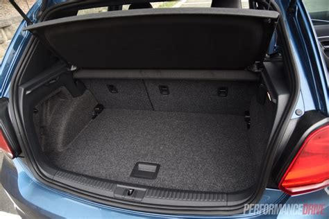 Gti Cargo Space by 2015 Volkswagen Polo Gti Review Track Test