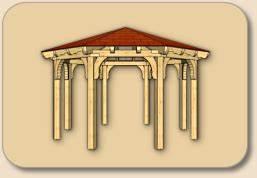 Pavillon Aus Holz Selber Bauen : pavillon aus holz pavillon online shop von ~ A.2002-acura-tl-radio.info Haus und Dekorationen