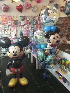 Mickey Mouse Geburtstag : heliumballons berlin partydeko berlin ~ Orissabook.com Haus und Dekorationen