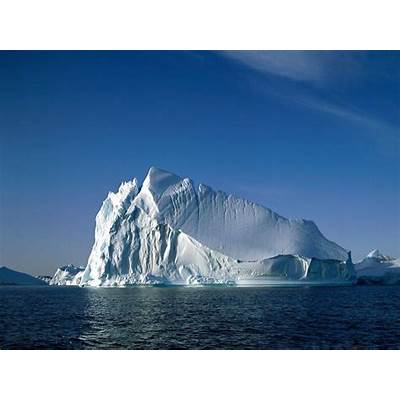 wallpapers: Melted Iceberg Wallpapers