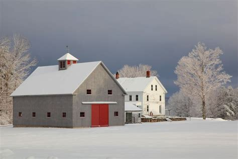 Gray Barn by What A The Gray Barn With Door Barns