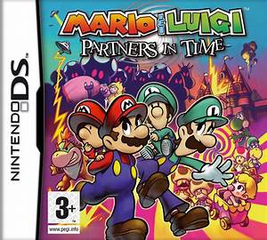 Mario Luigi Partners In Time NDS ROM Download