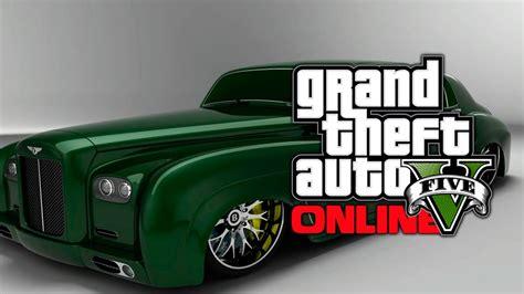 """Gta 5 Online Potential Dlc Vehicle  """"btype"""" Luxury Car"""