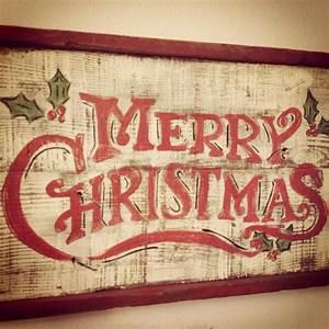 Christmas, Sign