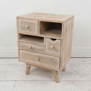 painted set of six drawers by distressed but not forsaken notonthehighstreet