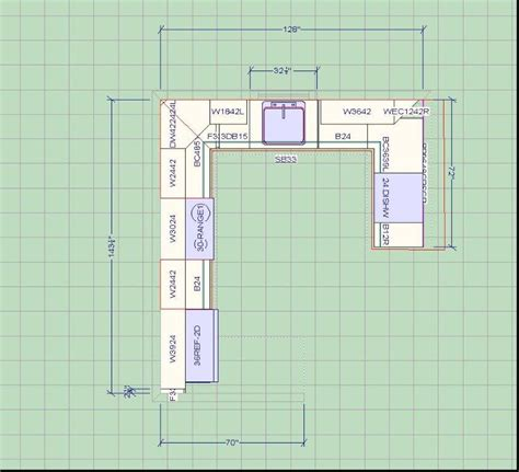 kitchen layout planner house experience