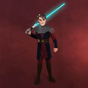 Kinderkostüm Star Wars : star wars anakin skywalker kinderkost m elbenwald ~ Frokenaadalensverden.com Haus und Dekorationen