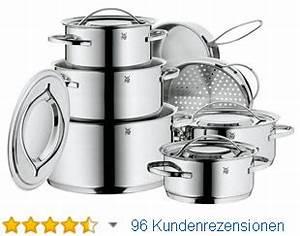 Stiftung Warentest Kochtöpfe : topfset test welches kochtopfset ist das beste ~ Michelbontemps.com Haus und Dekorationen