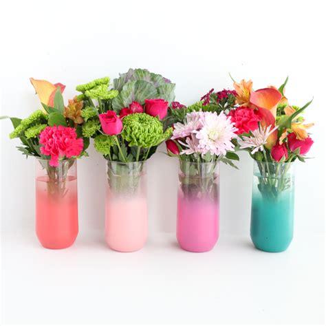 walmart flower vases diy it ombr 233 flower vases a kailo chic