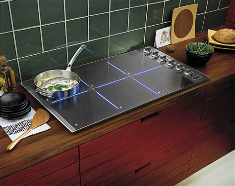 cooktop induction viking cooking burner range cooktops 36 inch safe ceramic galerie series cuisson foyers plaque professional led knobs six