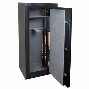 Honeywell 3018d Fire Resistant Executive 18 Gun Safe  9 93