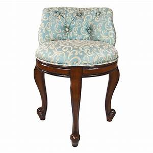 Antique, Vanity, Chair
