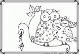 Coloring Owl Pages Printable Owls Cartoon Adults Popular Coloringhome sketch template