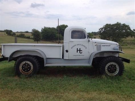 1941 Chevy Military Truck