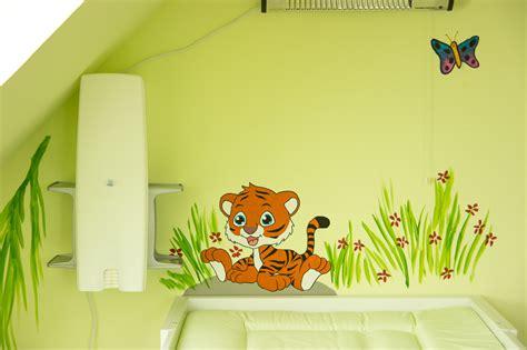 Kinderzimmer Junge Dschungel by Dschungel Kinderzimmer Diy Mission Wohn T Raum
