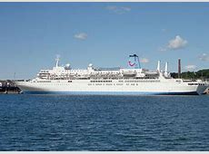 Cruise Ship Thomson Spirit Picture, Data, Facilities and