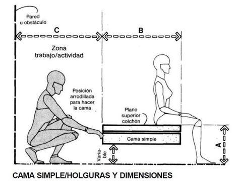 muebles domoticos medidas antropometricas  disenar