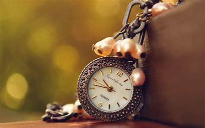 Chain Lovely Wallpapers Keychain Watches Metal Bokeh
