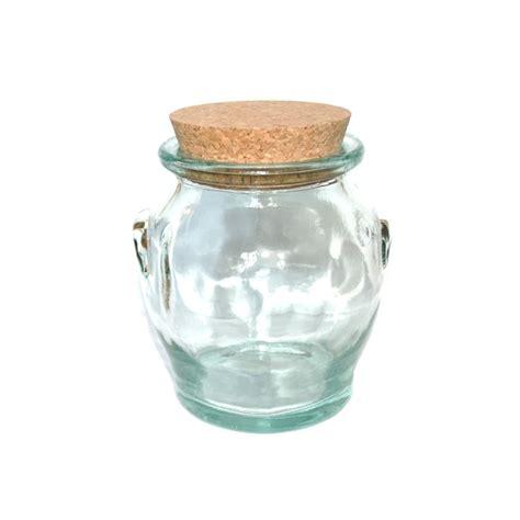 pot en verre rond maison pratic boutique pour vos