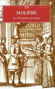 Livre Les Femmes Savantes Molière