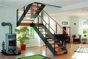 Escalier En Colimaçon Pas Cher : escalier a limon ~ Premium-room.com Idées de Décoration