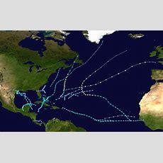 1973 Atlantic Hurricane Season Wikipedia