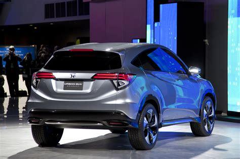 Honda Urban Suv Concept Detroit 2013 Photo Gallery Autoblog