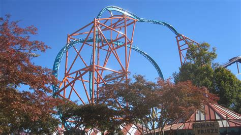 busch gardens new roller coaster review tempesto at busch gardens williamsburg coastercritic