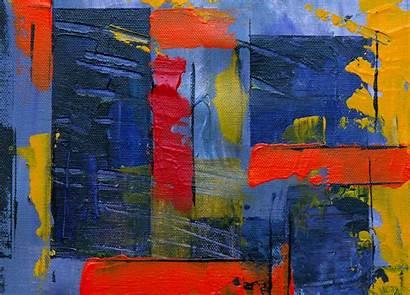 Abstrak Lukisan Abstract Painting Ekspresionisme Pexels Cat