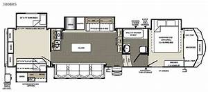 New 2015 Forest River Rv Sandpiper 380bh5 Fifth Wheel At