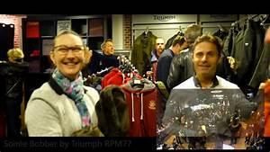 Triumph Pontault : soir e triumph bobber rpm77 youtube ~ Gottalentnigeria.com Avis de Voitures