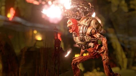 Here's A Brief And Grisly Look At The Next Doom  The Verge