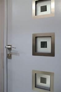 ouvrant monobloc aluminium pour portes d39entree en With porte d entrée alu ou pvc