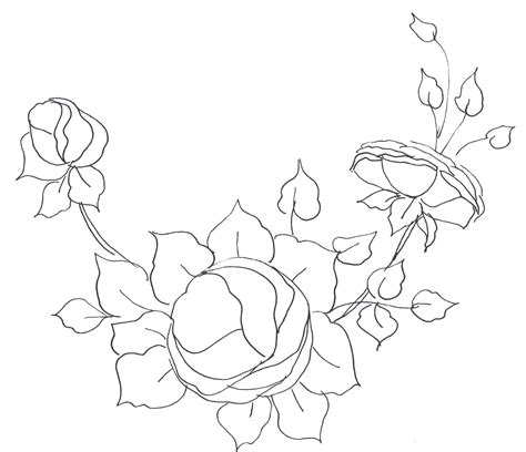 images   printable paper rose patterns