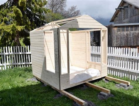 Dach Bauen Gartenhaus by Wir Bauen Unser Shabby Gartenhaus White Vintage
